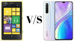 Realme XT vs Lumia 1020 Camera Comparison
