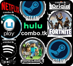 HQ Combolist Email-Pass [Netflix,Minecraft,Uplay,Steam,Hulu,spotify...]
