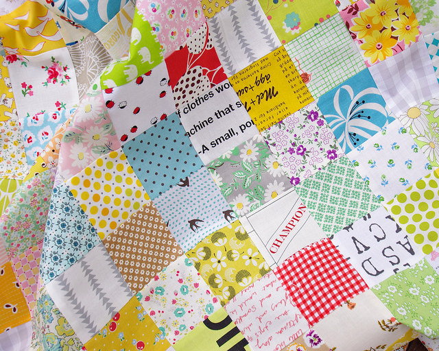 For the Love of Simple Patchwork | Red Pepper Quilts