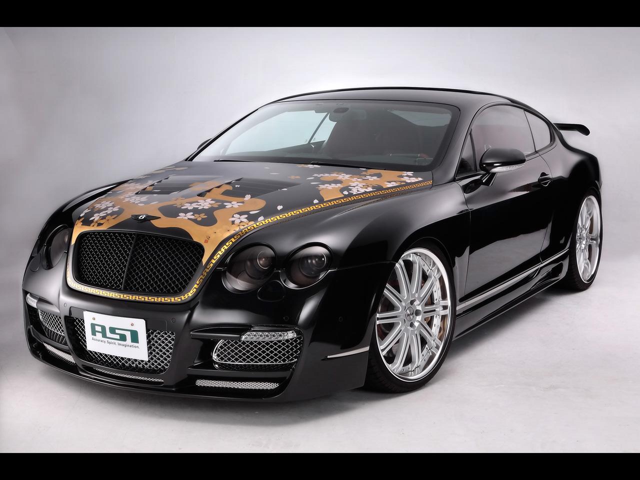 Wallpaper Backgrounds: Bentley Continental GT Wallpapers