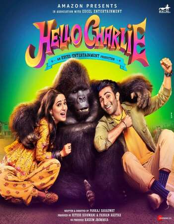 Hello Charlie (2021) Hindi Full Movie 720p WEB-DL x264 850MB ESubs Download