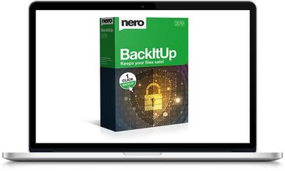 Nero BackItUp 2019 v20.2.1.4 Full Version
