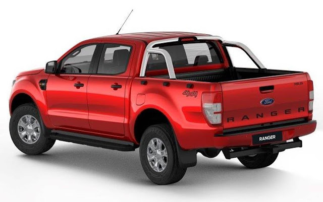 Ford Ranger 2019 - Preço