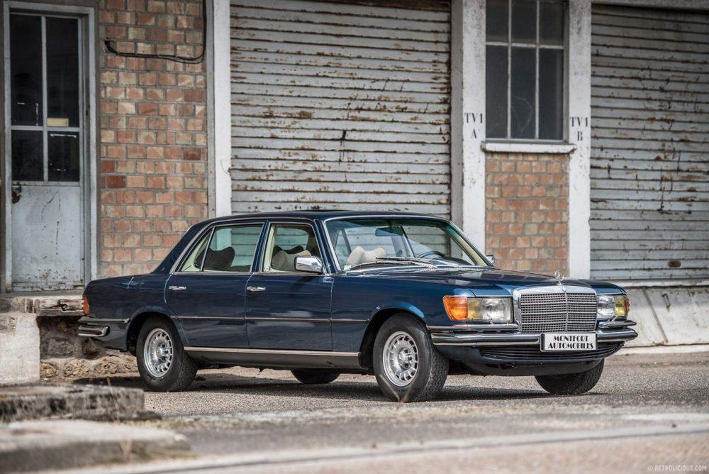 Mercedes-Benz 450 SEL - khởi nguồn của S-Class tròn 45 tuổi