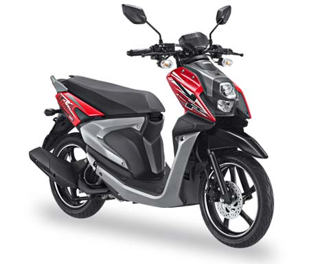 Spesifikasi dan Harga All New Yamaha X-Ride 125 Terbaru
