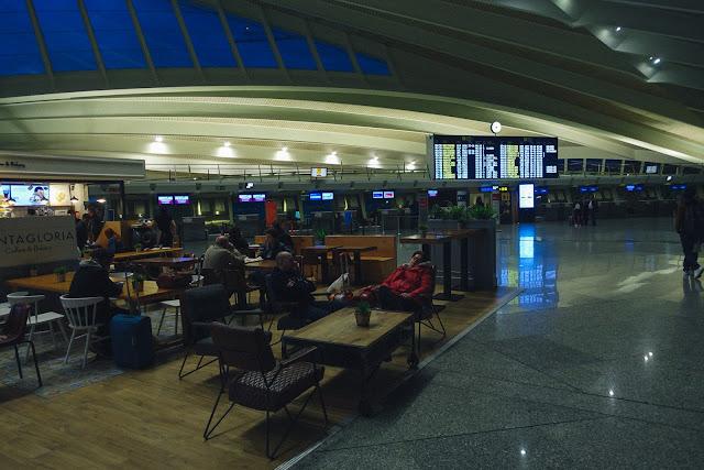 ビルバオ空港(Aeropuerto de Bilbao)