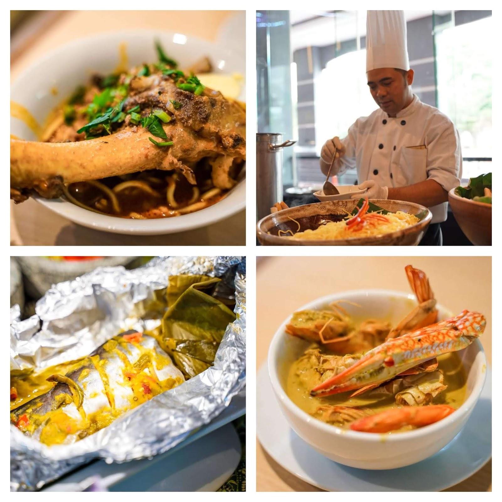 Bufet Ramadhan AnCasa Hotel & Spa Kuala Lumpur