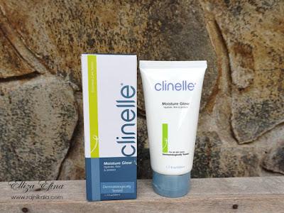 clinelle moisturizer