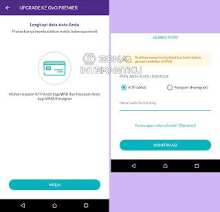 Cara Mudah Berhasil Upgrade Akun OVO Premier Secara Online 3
