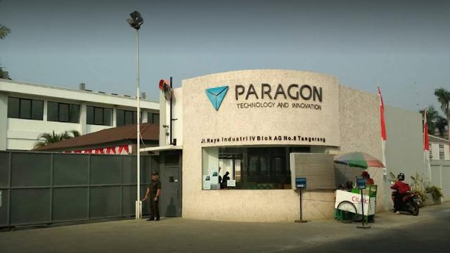 Lowongan Kerja Besar-besaran PT. Paragon Technology and Inovation Jatake Tangerang