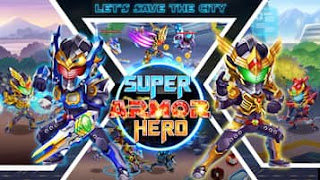 Superhero Armor Apk - Free Download Android Game