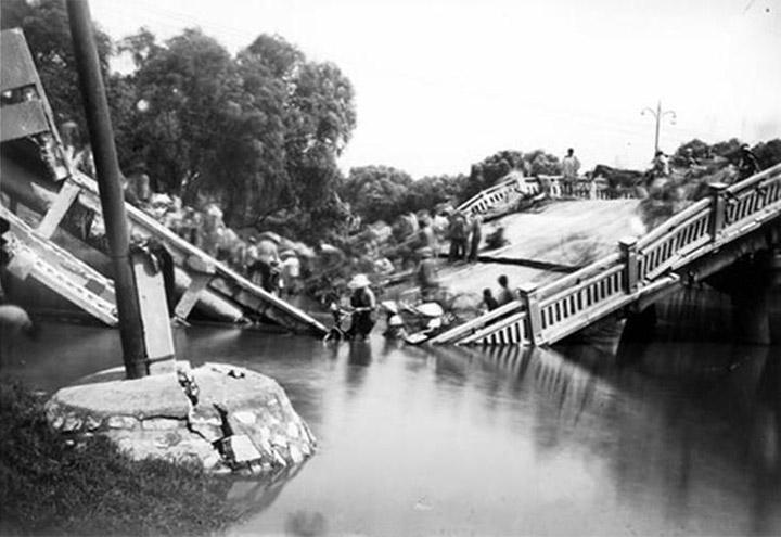 Землетрус 1976 року в провінції Хебей (КНР), що забрав «рекордні» 240 тисяч людських життів