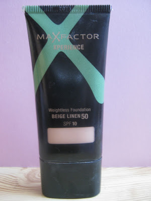 Max Factor Xperience