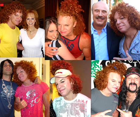 Chatter Busy Carrot Top Surgery