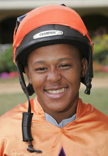 Muzi Yeni - Jockey - Horse Racing - South Africa