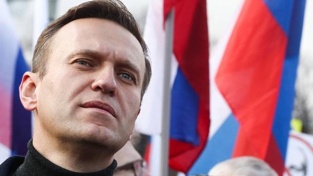 Nhà chỉ trích chính phủ Nga Alexej Navalny