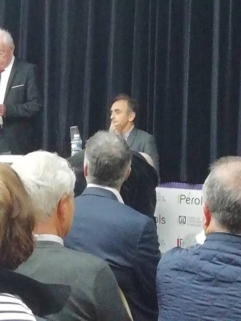 Eric Zemmour à Pérols