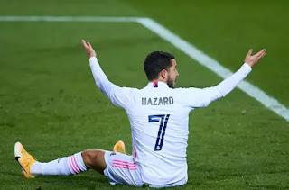 قائمة ريال مدريد أمام ليفربول غدا غياب هازارد وعودة فالفيردي