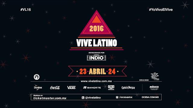 5 actos recomendados para este Vive Latino