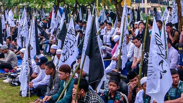 MUI: Yang Dibakar Banser Bendera Tauhid karena Tidak Ada Simbol HTI