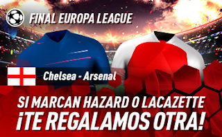 sportium Promo Final Europa League Chelsea vs Arsenal