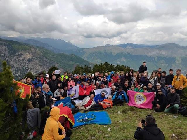 Održan planinarski pohod Zijovom stazom (FOTO)