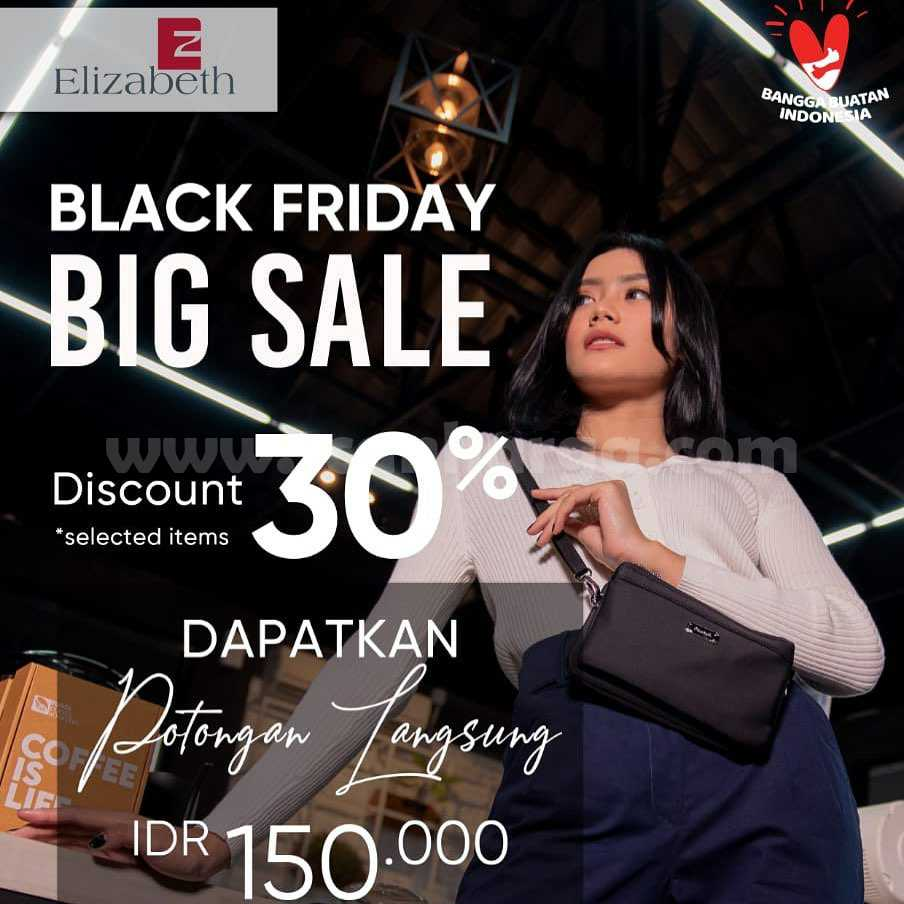 Elizabeth Promo Black Friday Big Sale!