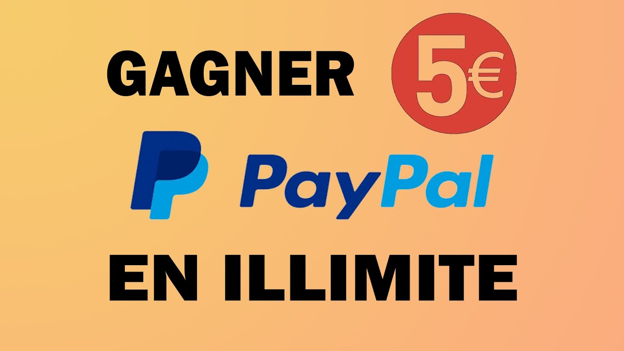 gagner argent paypal cameroun 2021