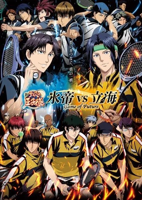 The New Prince of Tennis: Hyotei vs Rikkai Game of Future