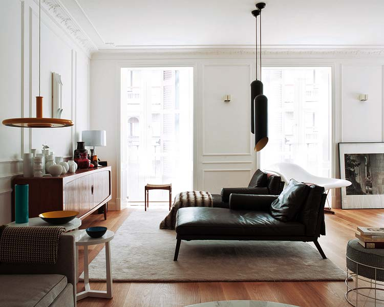 Eclectic Contemporary