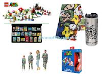 """Nintendo """"Prize Days del 35° anniversario di Super Mario Bros """" : vinci gratis premi diversi ogni giorno"""