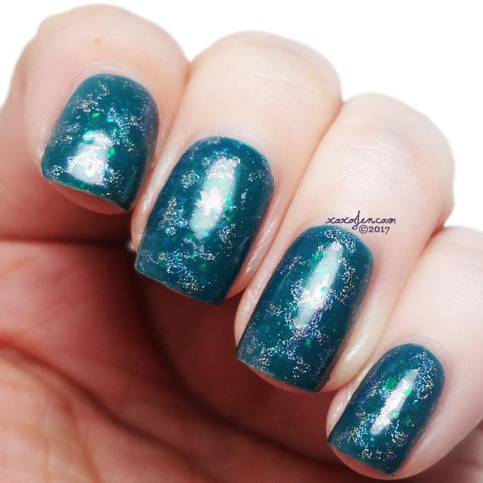 xoxoJen's Road to Polish Con nail art