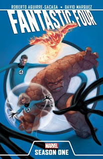 Fantastic Four – Season One (Roberto Aguirre-Sacasa / David Marquez)