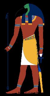 thoth vị thần trí tuệ tối cao ở xứ sở Ai Cập
