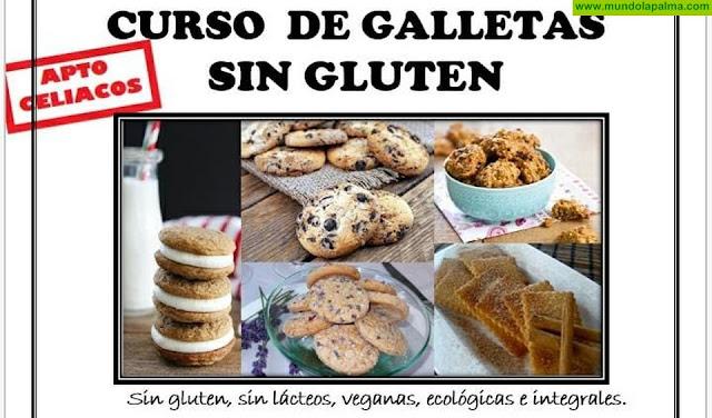 Curso de Galletas Sin Gluten en Los Cancajos
