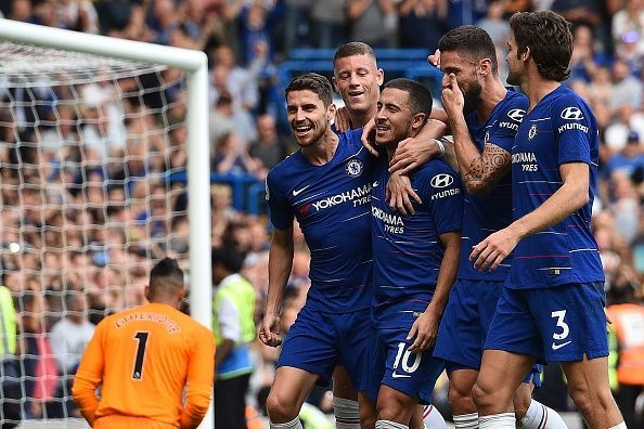 Can Chelsea continue their run of form and challenge for the title under new manager Sarri?