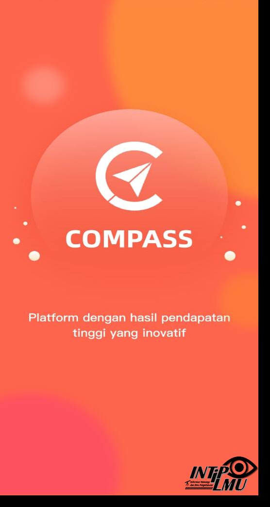 Aplikasi Penghasil Uang dari Aplikasi Compass
