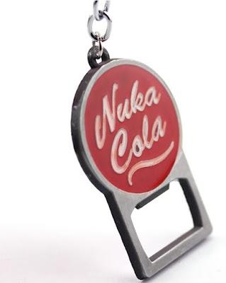 Nuka Cola Keychain