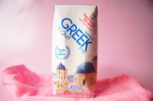 Heavenly Blush Greek Classic