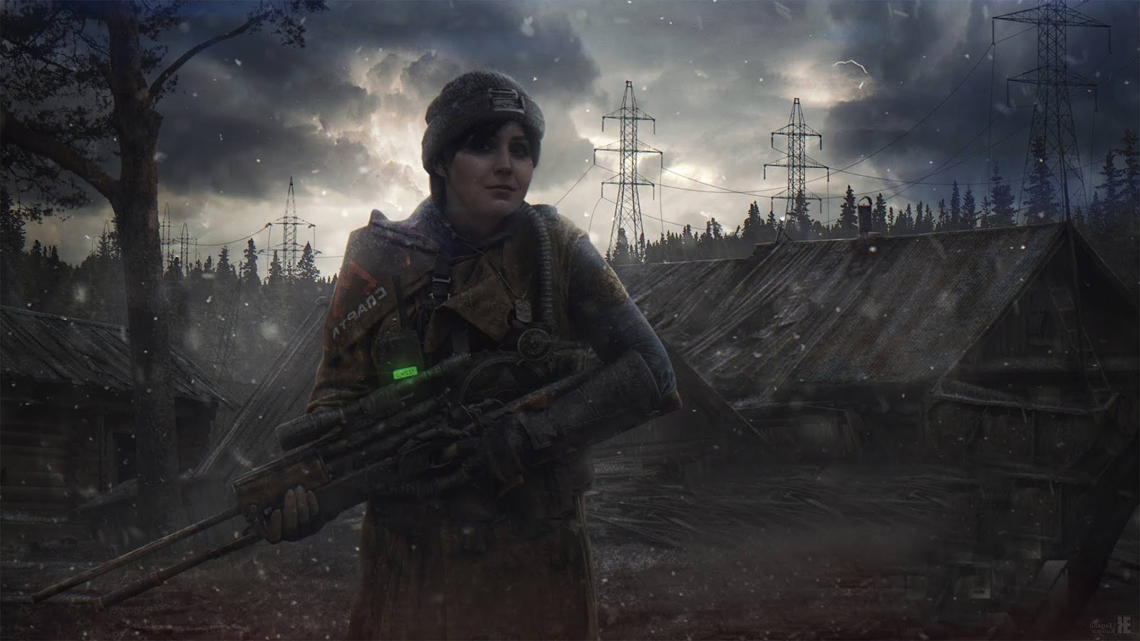 Metro Exodus 2019 Game 4k Wallpapers Hd Backgrounds