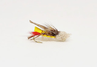 Dave's Hopper, Fly Fishing with Hoppers, Hopper fly fishing, fly fishing Texas, Texas Fly Fishing