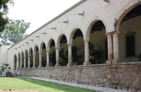 Hacienda La Labor de Rivera, Teuchitlan, Jalisco