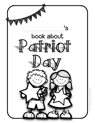 What Happens in 27...: FREE Patriot Day Printable Booklet