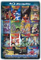 Coleção Dragon Ball Z ( Todos Os Filmes ) Torrent Dublado Bluray