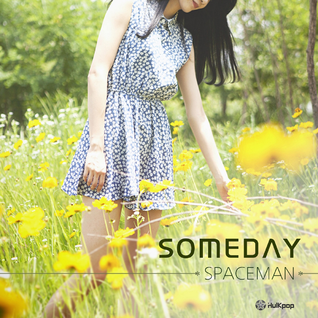 [Single] Space Man – Someday