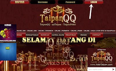 website judi online uang asli rupiah
