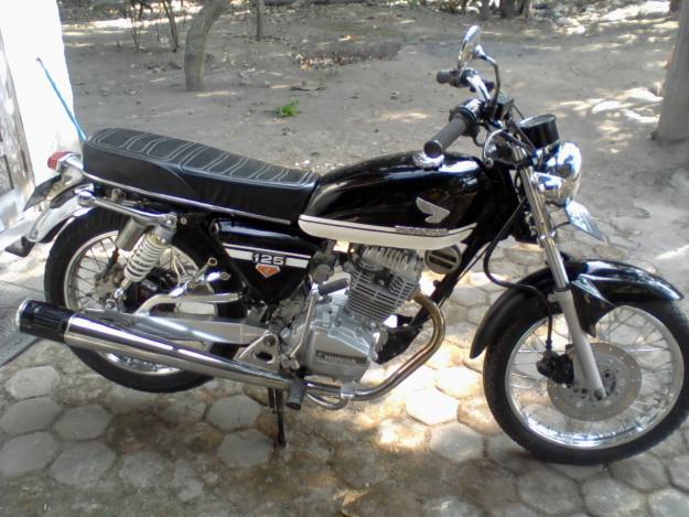 Modif Motor Classic Cb100