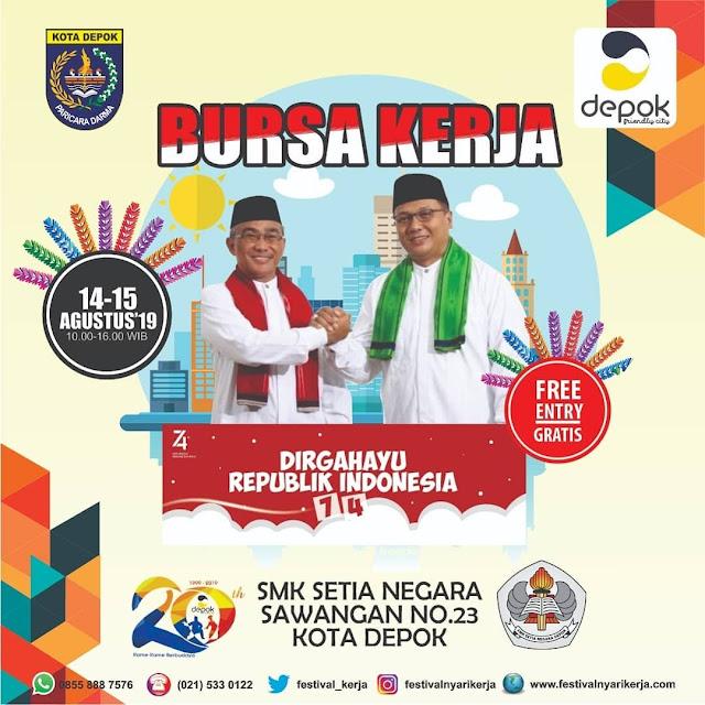 Job Fair Depok, Jawa Barat