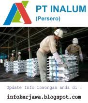 Lowongan Kerja BUMN PT INALUM (Indonesia Asahan Aluminium)