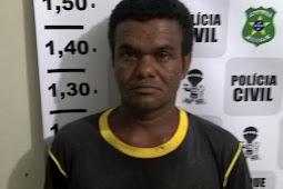 Polícia Civil prende homem acusado de estupro em Dores